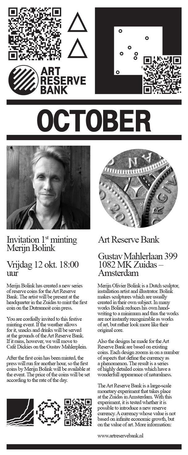 Invitation Merijn Bolink
