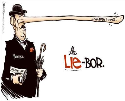 lie-bor cartoon